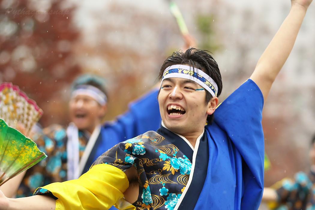 笑TIME @ 第12回四日市よさこい祭り~やったろ舞~_c0187584_831013.jpg