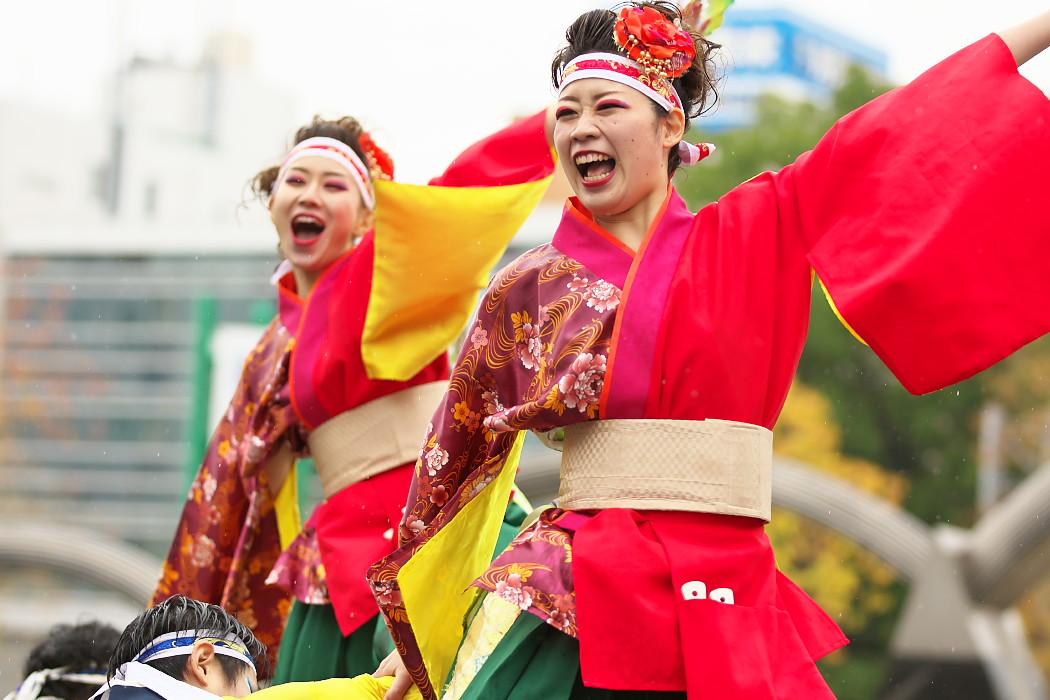 笑TIME @ 第12回四日市よさこい祭り~やったろ舞~_c0187584_831657.jpg