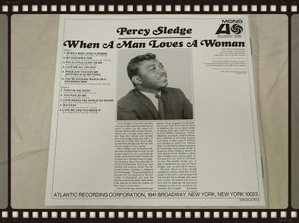 PERCY SLEDGE / WHEN A MAN LOVES A WOMAN_b0042308_10174771.jpg