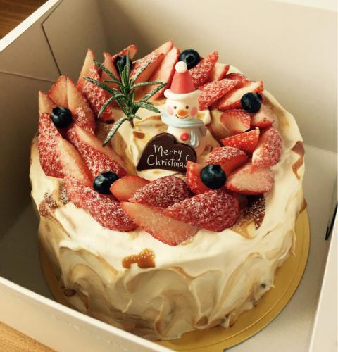 《クリスマスケーキ受付についてお知らせ》_c0312413_16262581.jpg