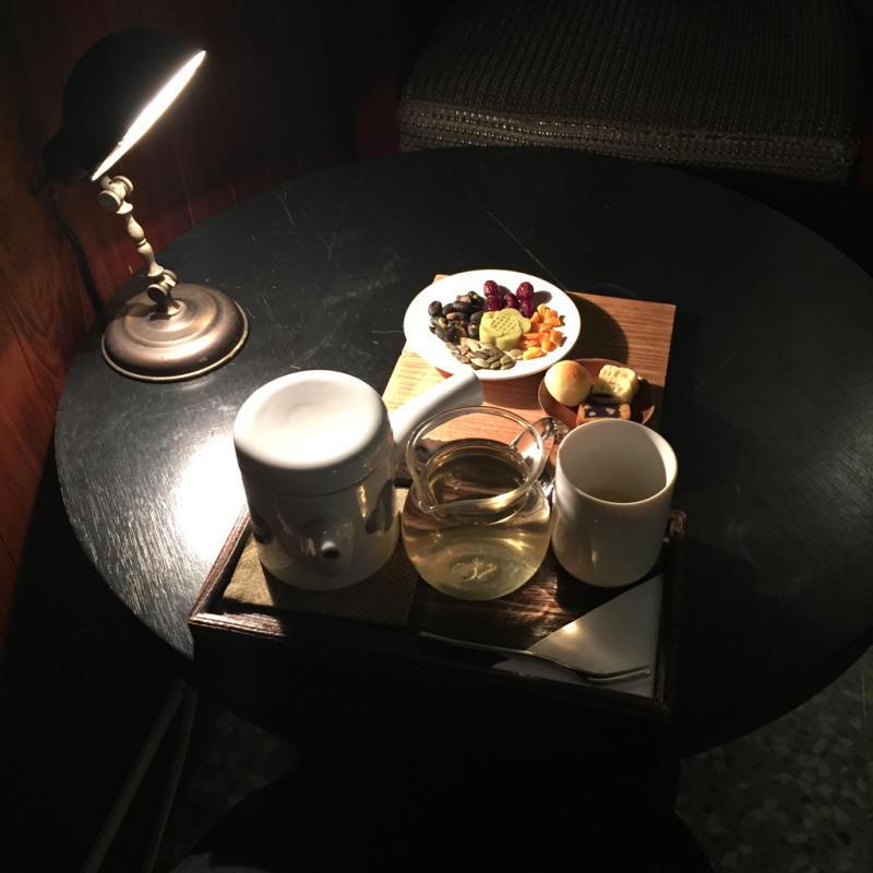 16年11月おひとり台北 7★初めての茶藝館@南街得意_d0285416_22470083.jpg