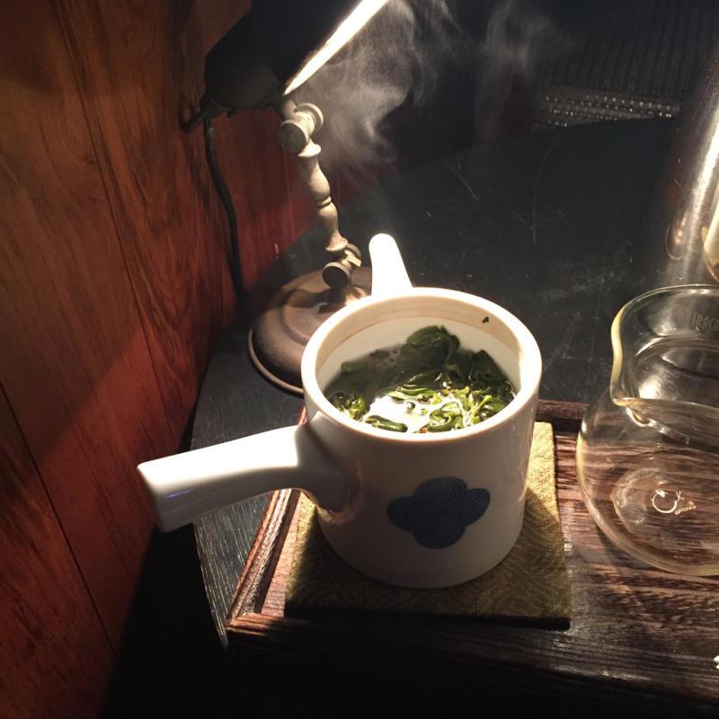 16年11月おひとり台北 7★初めての茶藝館@南街得意_d0285416_22470145.jpg