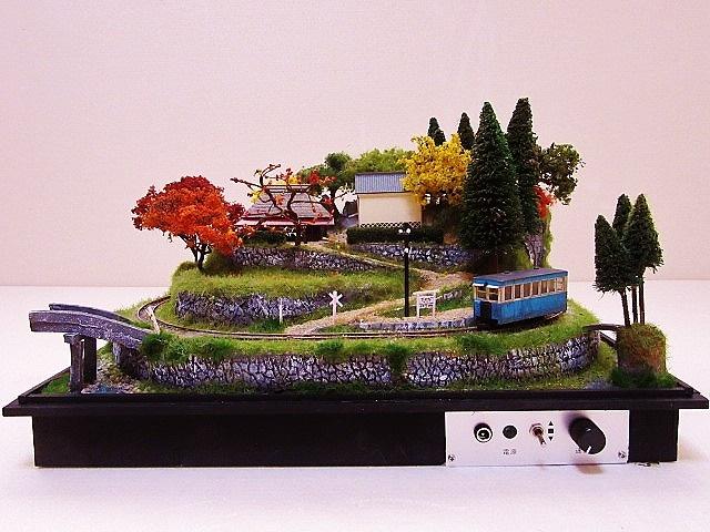 軽便鉄道レイアウト 小型サイズ製作いたします。_f0227828_19254518.jpg