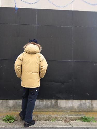 寒さ知らずの越冬アウター到着っ☝︎_d0227059_17545238.jpg