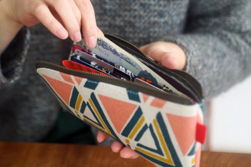 今年は「wallet gift set」_e0243765_20051365.jpg
