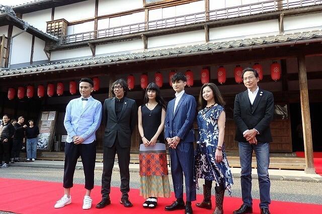 映画「うつくしいひと」の上映会と、 姜尚中さんの講演会の司会_f0015517_01125726.jpg