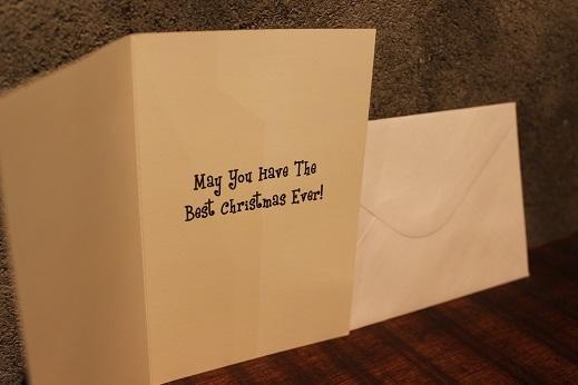 ハワイから届いたクリスマスカード & SLOW ITEM_f0191324_08323886.jpg