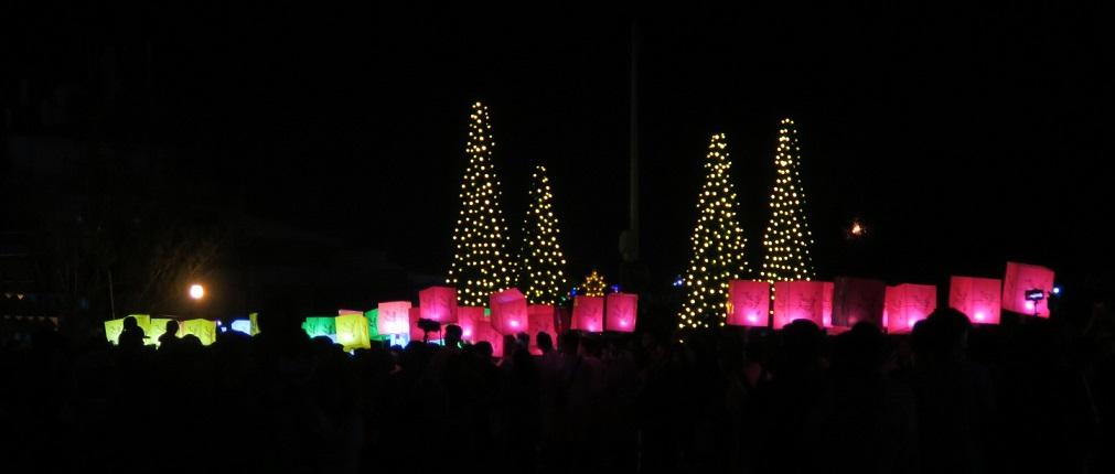 フィリピン・バギオのクリスマス行事 Christmas in Baguio city 2016_a0109542_1645729.jpg