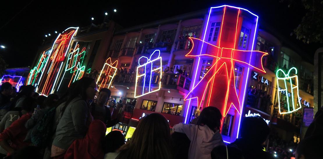 フィリピン・バギオのクリスマス行事 Christmas in Baguio city 2016_a0109542_1661028.jpg