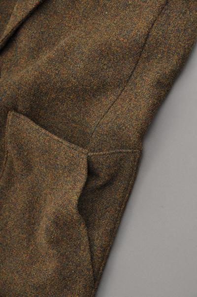 RICEMAN  Chesterfield Coat (Green Mix)_d0120442_14484076.jpg