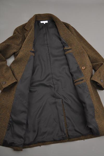 RICEMAN  Chesterfield Coat (Green Mix)_d0120442_14495150.jpg