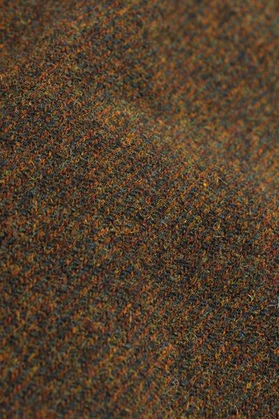 RICEMAN  Chesterfield Coat (Green Mix)_d0120442_14495174.jpg