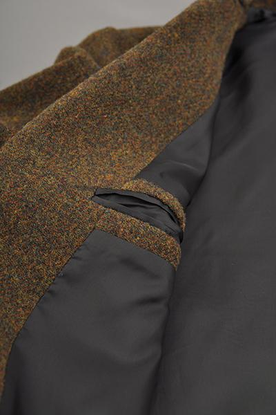 RICEMAN  Chesterfield Coat (Green Mix)_d0120442_14495338.jpg