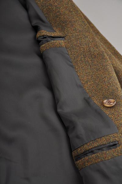 RICEMAN  Chesterfield Coat (Green Mix)_d0120442_14495472.jpg