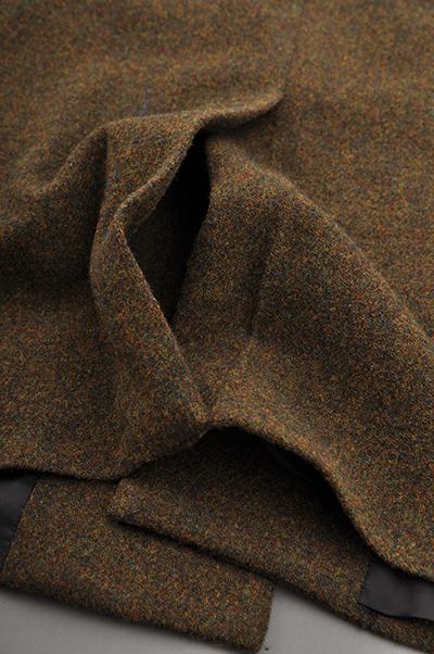 RICEMAN  Chesterfield Coat (Green Mix)_d0120442_14495914.jpg