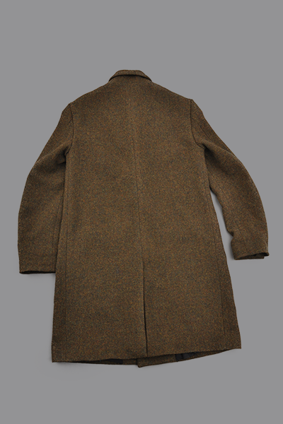 RICEMAN  Chesterfield Coat (Green Mix)_d0120442_14495994.png
