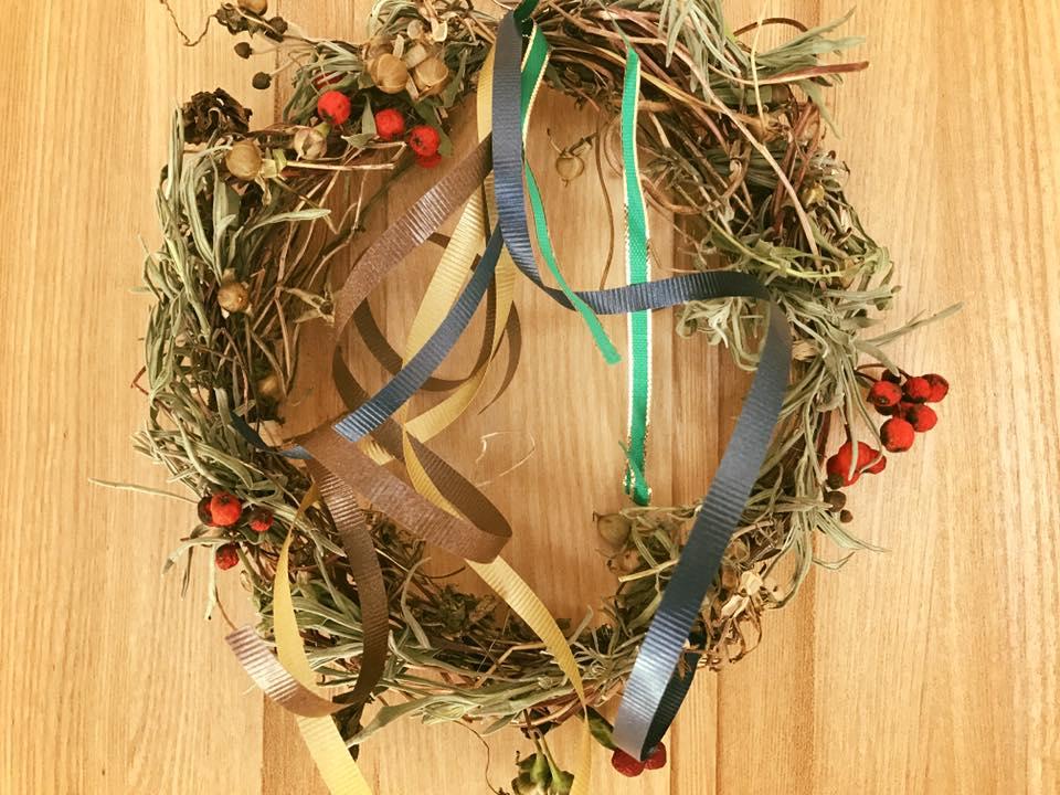 事務所がクリスマスに~みなさまに感謝~_b0199244_17491819.jpg