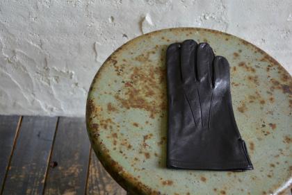 Italian army officer leather glove dead stock _f0226051_13232711.jpg