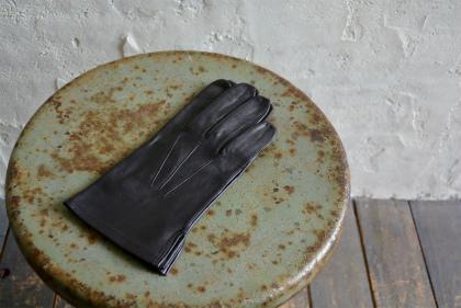 Italian army officer leather glove dead stock _f0226051_13234671.jpg