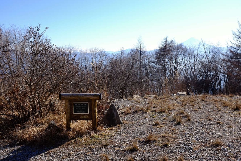 2015/12/18 乾徳山 道満山 04_d0233770_23185578.jpg