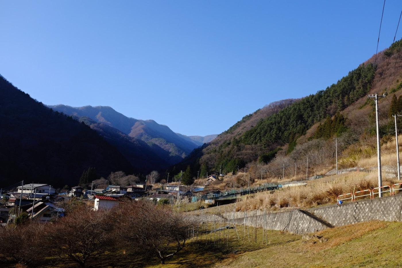 2015/12/18 乾徳山 道満山 04_d0233770_234197.jpg