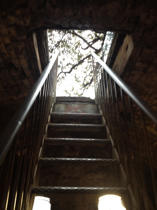 ルッカ:グイニージの塔に上る_a0136671_222820.jpg