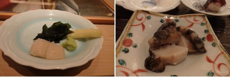 誕生日のお祝いをお寿司屋さんで… 『鮨一』 このお店に行きました。_f0362073_11282329.jpg