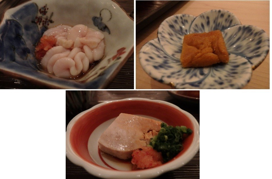 誕生日のお祝いをお寿司屋さんで… 『鮨一』 このお店に行きました。_f0362073_11291136.jpg