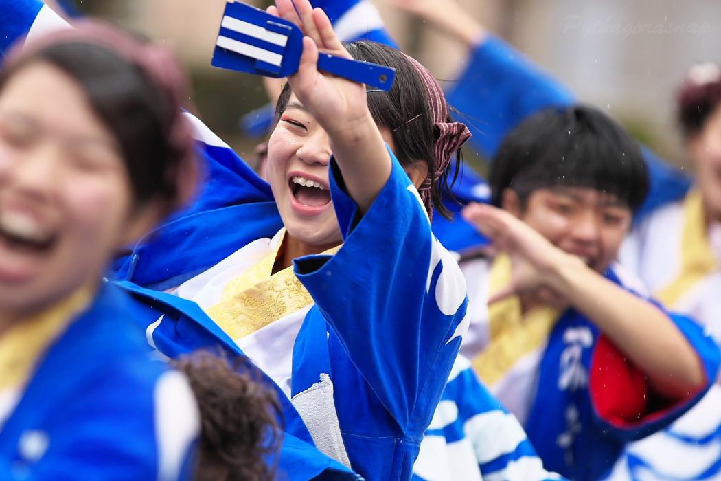 名古屋大学 快踊乱舞 @ 第12回四日市よさこい祭り~やったろ舞~_c0187584_11103148.jpg