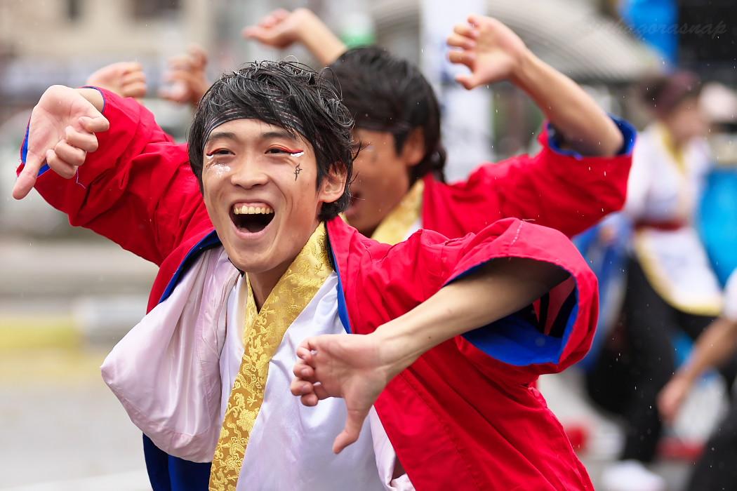 名古屋大学 快踊乱舞 @ 第12回四日市よさこい祭り~やったろ舞~_c0187584_1112353.jpg