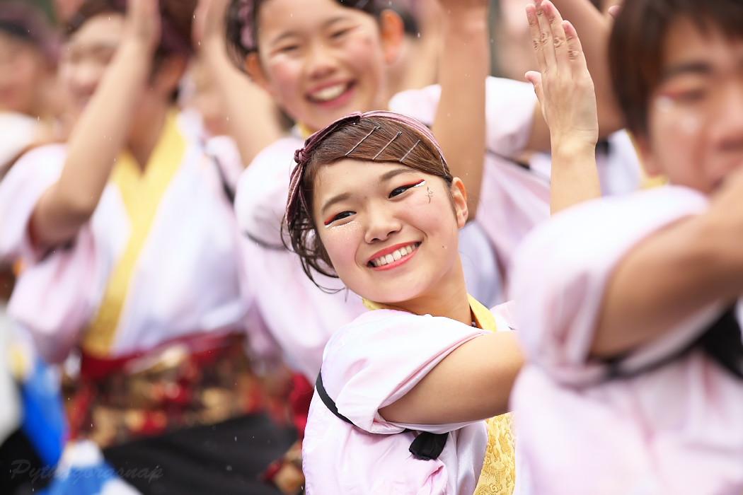 名古屋大学 快踊乱舞 @ 第12回四日市よさこい祭り~やったろ舞~_c0187584_1115238.jpg
