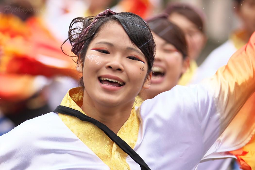 名古屋大学 快踊乱舞 @ 第12回四日市よさこい祭り~やったろ舞~_c0187584_1118743.jpg