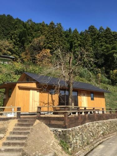 Amago-Hut 完成_d0087595_18034395.jpg