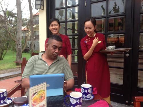 2014年3月ベトナムの世界遺産都市ホイアン、ダナンを巡る_b0127002_19445775.jpg