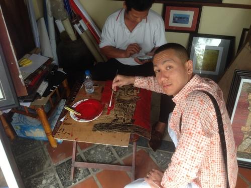 2014年3月ベトナムの世界遺産都市ホイアン、ダナンを巡る_b0127002_194836100.jpg