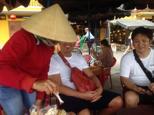 2014年3月ベトナムの世界遺産都市ホイアン、ダナンを巡る_b0127002_19563611.jpg