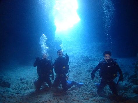 12月3日マクロファンにダイバーに近い体験ダイバー!!_c0070933_21120510.jpg