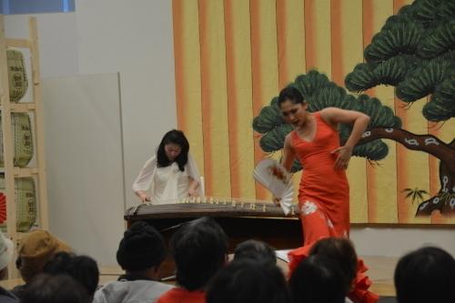 筑後の火祭り 11月26日九州芸文館_c0085539_09590699.jpg