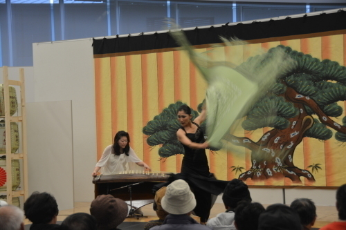 筑後の火祭り 11月26日九州芸文館_c0085539_09593810.jpg