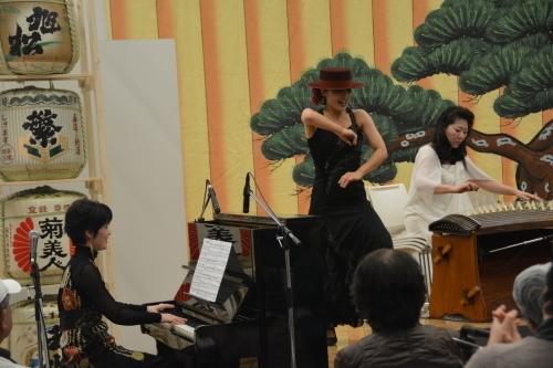 筑後の火祭り 11月26日九州芸文館_c0085539_10013331.jpg