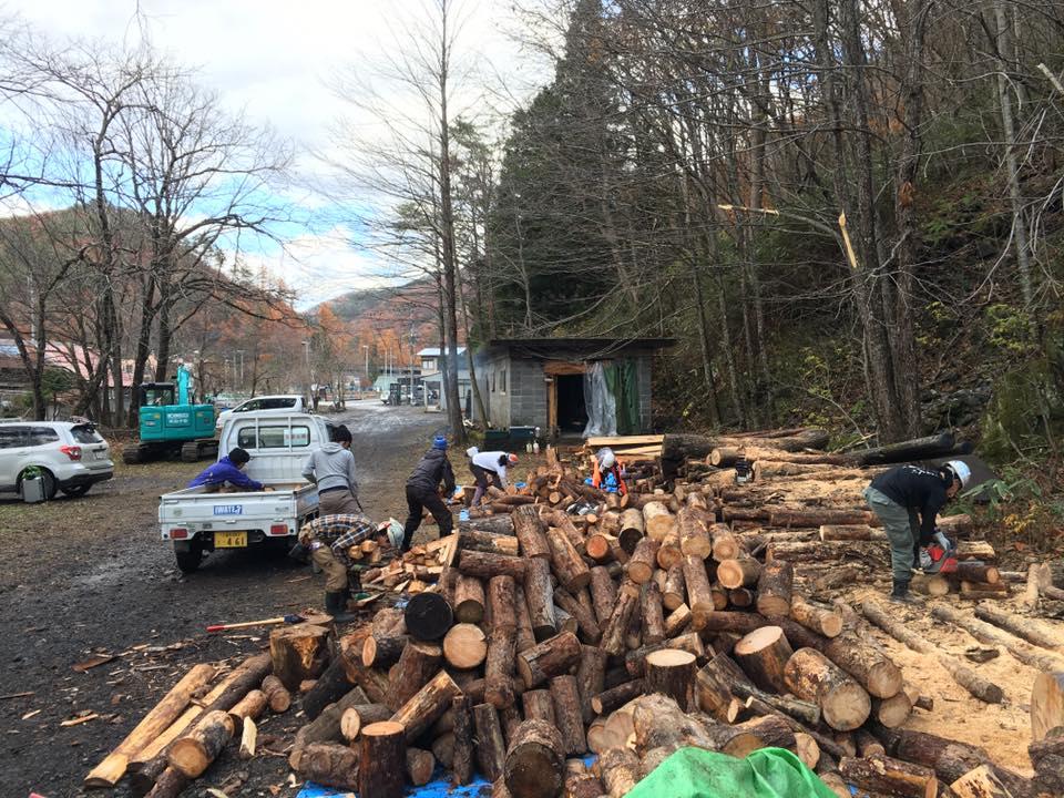 台風10号被害の岩泉町へ「薪お届けプロジェクト」のご支援をお願いします_b0199244_9255466.jpg