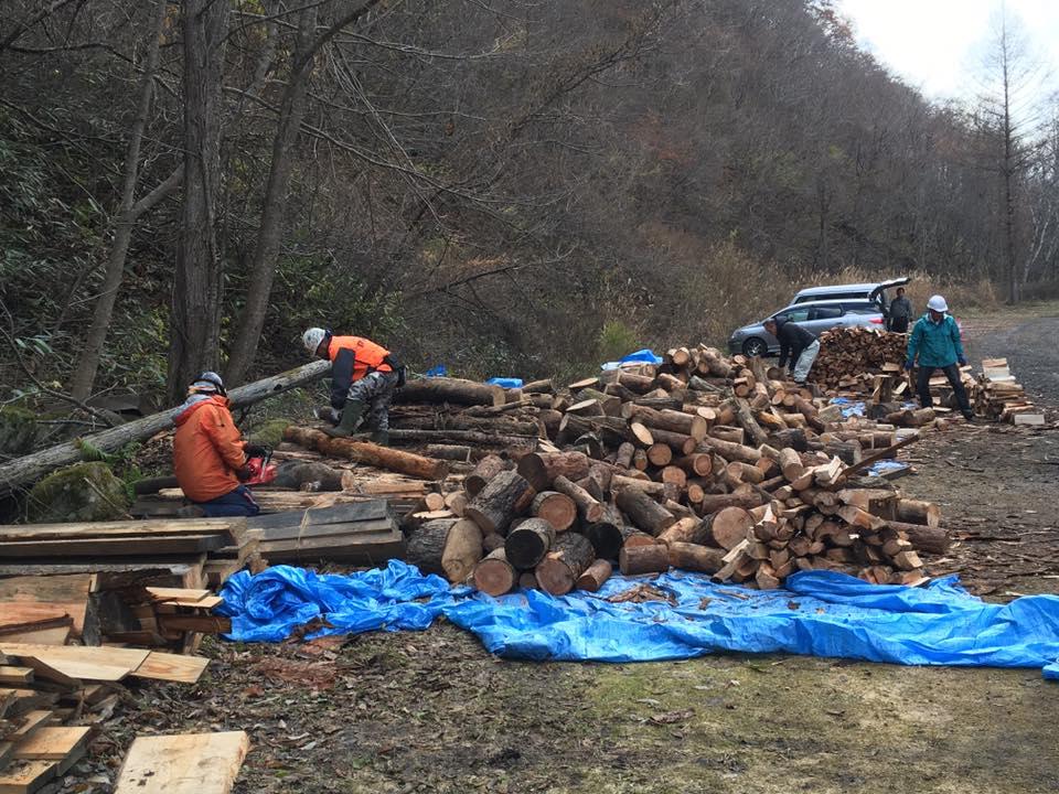 台風10号被害の岩泉町へ「薪お届けプロジェクト」のご支援をお願いします_b0199244_9261345.jpg