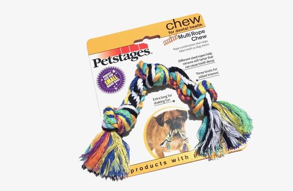 Petstages Mini Multi Rope Chew  ペットステージ ミニ マルチロープ チュー_d0217958_11334042.jpg