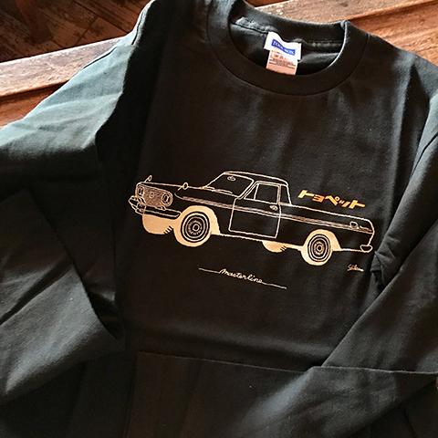 「さんかくまど」から、長袖Tが発売!!_a0044064_21323597.jpg