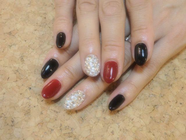 Black × Red_a0239065_21421160.jpg