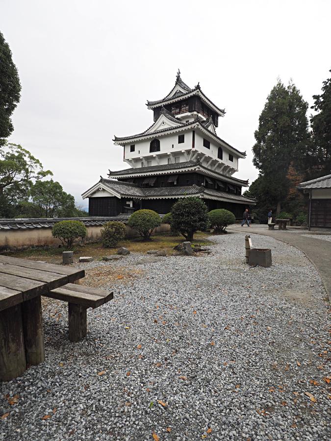 錦帯橋と岩国城_d0283373_171272.jpg