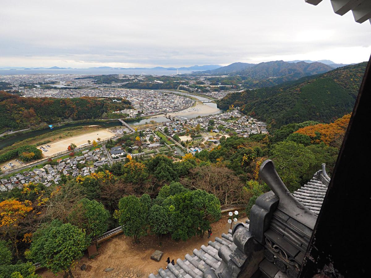 錦帯橋と岩国城_d0283373_1722860.jpg