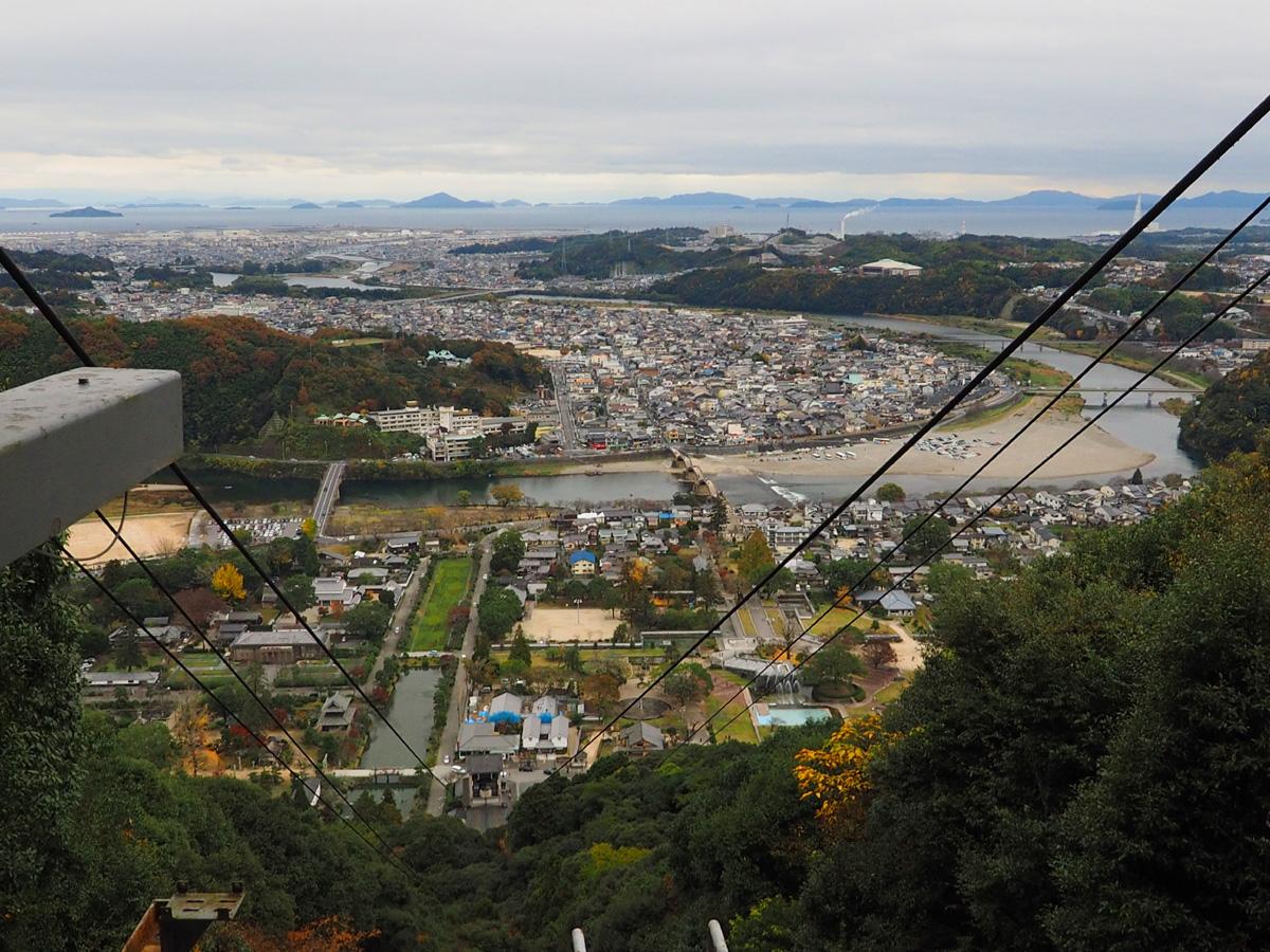 錦帯橋と岩国城_d0283373_172984.jpg