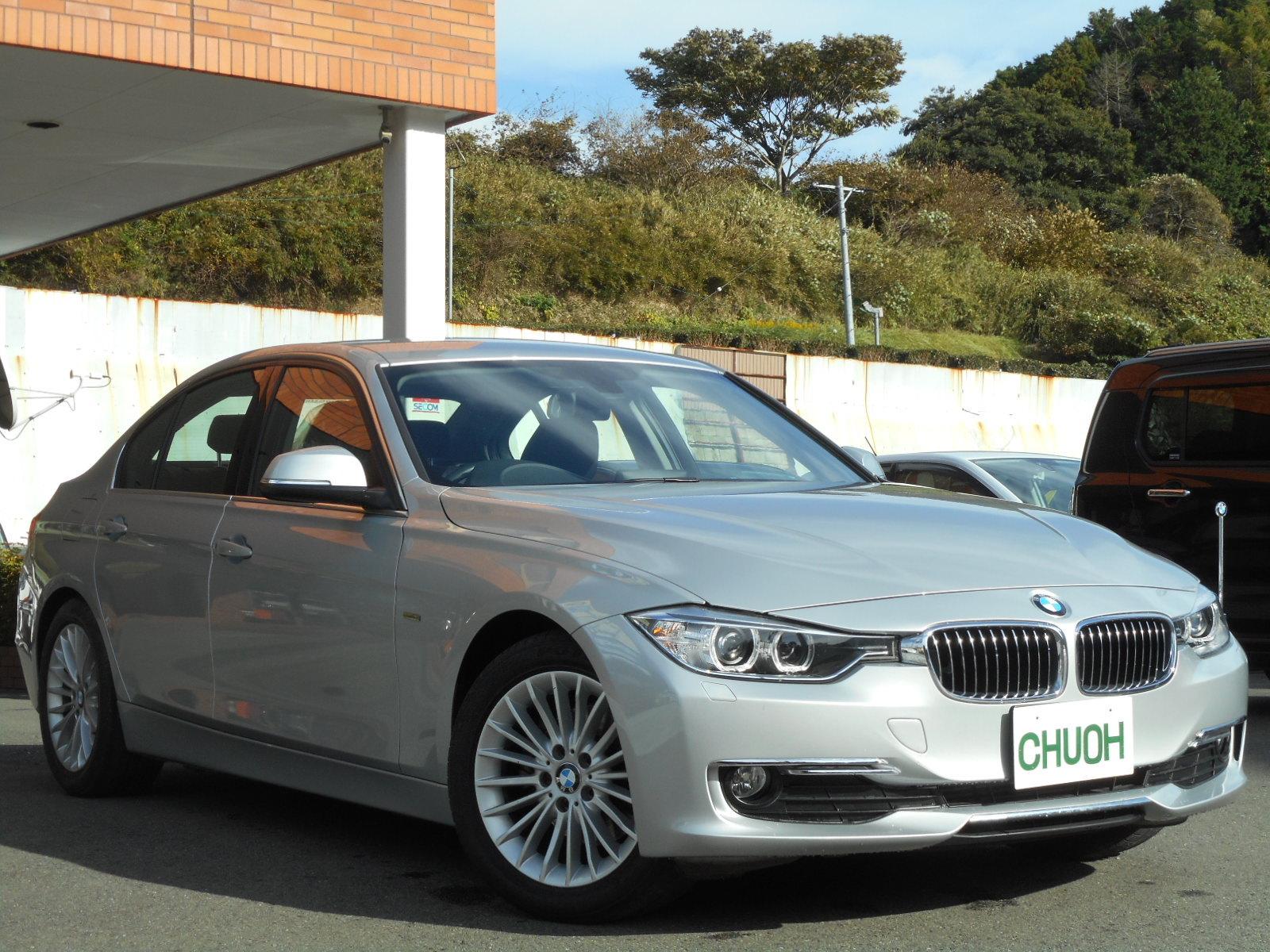 広告掲載車:BMW320d_c0267693_10065633.jpg
