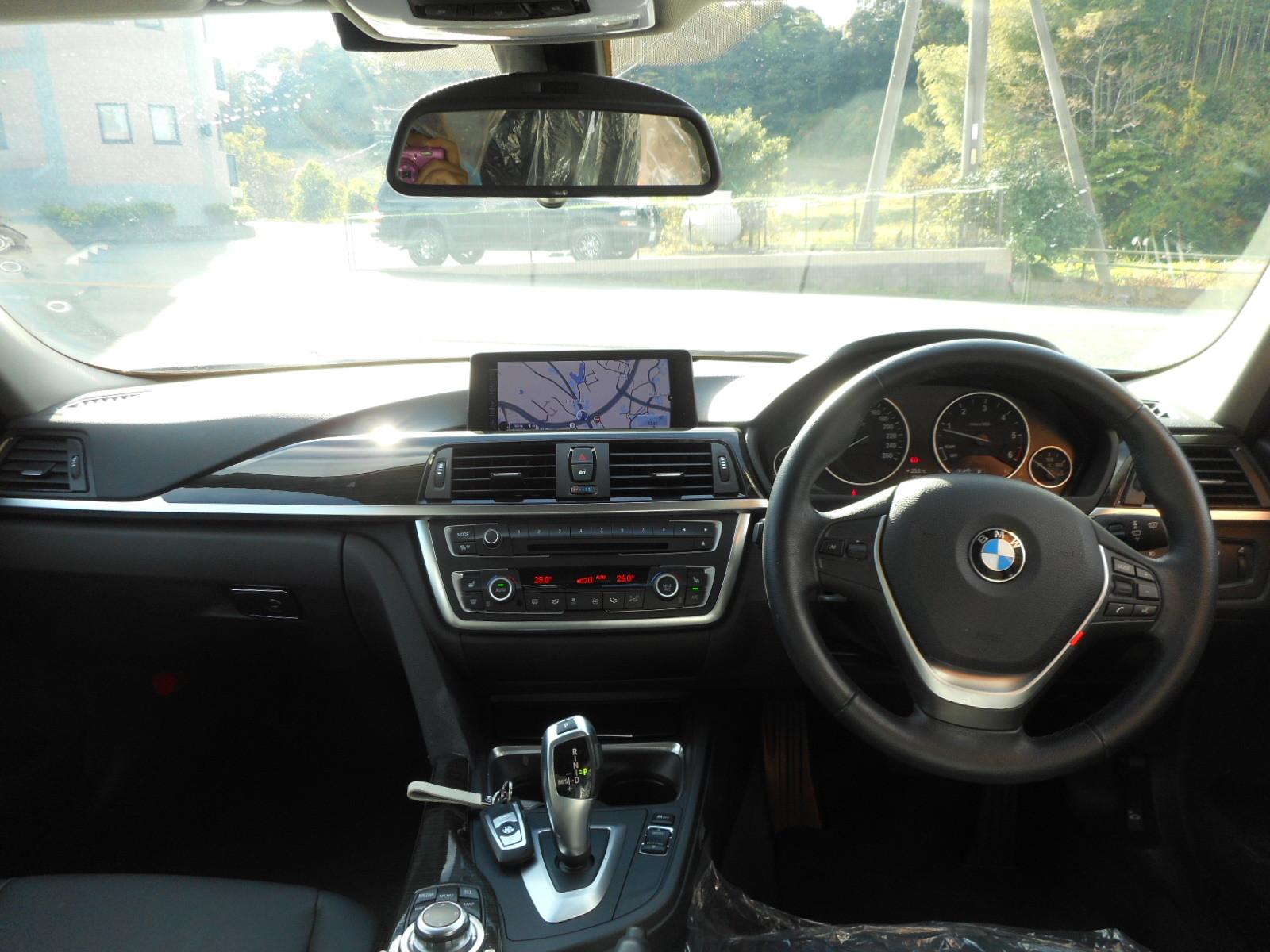 広告掲載車:BMW320d_c0267693_10070045.jpg